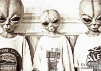 走进地球上外星人惠顾最多的那些隐秘区域(图